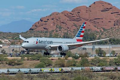 American Airlines Boeing 787-8 Dreamliner N805AN 3-7-20