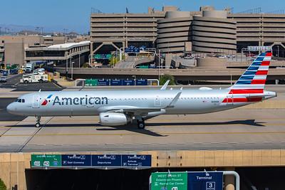 American Airlines Airbus A321-231 N118NN 5-5-20