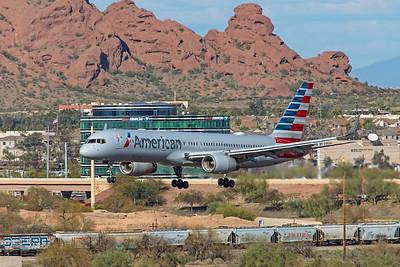 American Airlines Boeing 757-223 N197AN 3-7-20