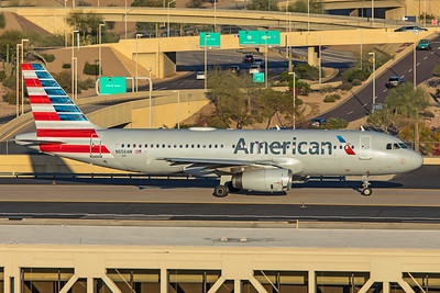 American Airlines Airbus A320-232 N656AW 3-7-20
