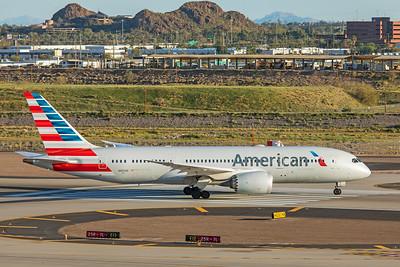 American Airlines Boeing 787-8 Dreamliner N805AN 3-7-20 2 3-7-20 2