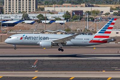 American Airlines Boeing 787-8 Dreamliner N805AN 3-7-20 3