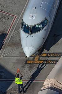 Mesa Airlines Bombardier CL-600-2D24 CRJ-900ER N909FJ 3-7-20