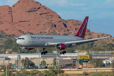 Omni Air International Boeing 767-328(ER) N342AX 3-7-20