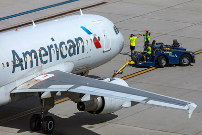 American Airlines Airbus A319-112 N704US 5-1-21