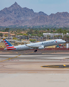 American Airlines Airbus A321-253NX N403AN 5-1-21