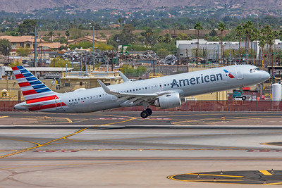 American Airlines Airbus A321-253NX N403AN 5-1-21 2