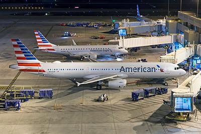 American Airlines Airbus A321-231 N554UW 4-30-21