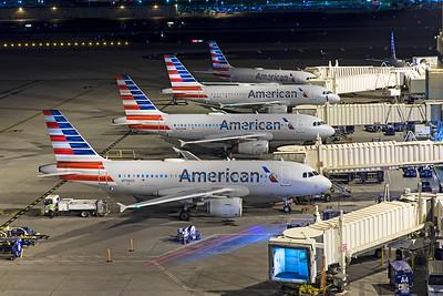 American Airlines Airbus A319-112 N768US 4-30-21