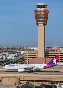 Hawaiian Airlines Airbus A330-243 N382HA 5-1-21