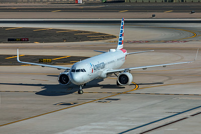 American Airlines Airbus A321-253NX N403AN 5-1-21 3