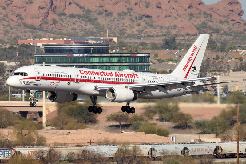 N757HW | Boeing 757-225 | Honeywell International