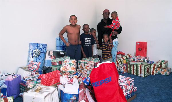 Adopt a Family 2006