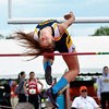 Cory Byknish/Herald       <br /> Tessa Sikora, Wilmington, High Jump