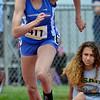 Cory Byknish/Herald        <br /> Madison Przicina, Sharpsville, 400m Dash