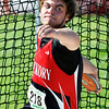 Cory Byknish/Herald<br /> Austin Akins, Hermitage, Discus