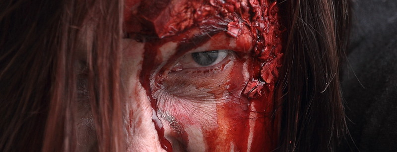 """In the Eye of the Zombie from """"One Last Sunset"""""""