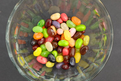 Bowel of Jelly Beans