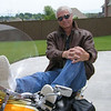 "10. With my Honda Shadow, 2006. [""what are you rebeling against?""    ""Whatdaya got?""]"