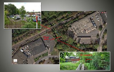 Creekside Parking Lot