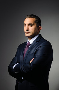 Bassem Youssef: The Joke is Mightier Than The Sword