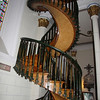 """The Miraculous Staircase, Loretto Chapel<br /> <br /> <a href=""""http://www.lorettochapel.com/staircase.html"""">http://www.lorettochapel.com/staircase.html</a>"""