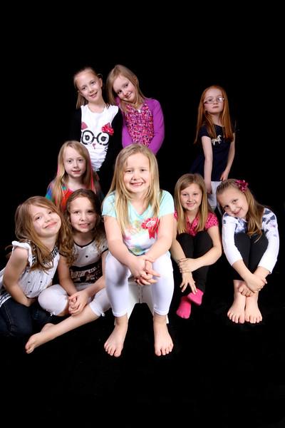 Children's studio photoshoot - Chertsey - Surrey