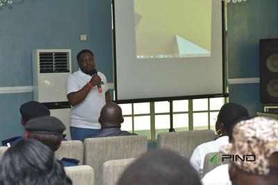 Bayelsa P4P Pre Election workshop
