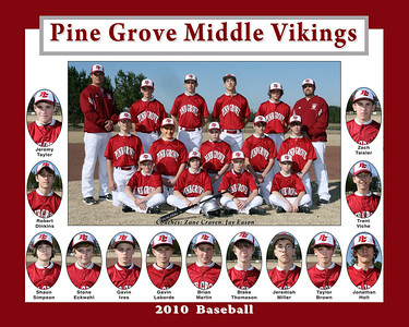 2010 PGM Baseball
