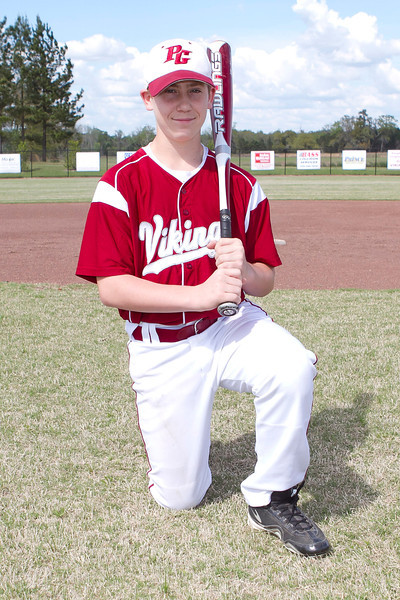 2012 Pine Grove Middle Baseball