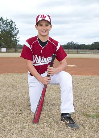 2013 PGMS Baseball