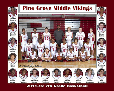 2012 PGM 7th Boys Basketball