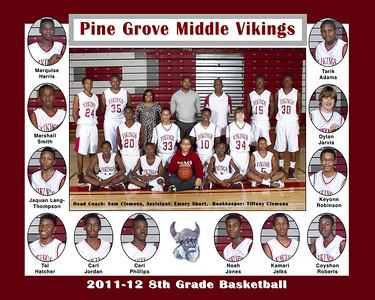 2012 PGM 8th Boys
