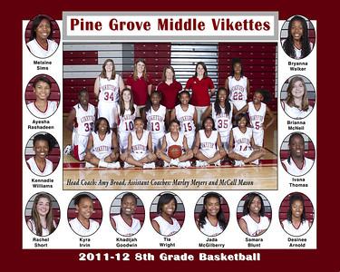 2012 PGM 8th Girls