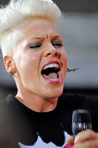 PINK Performing LIVE at NBC's TODAY Show Summer Concert Series on September 18, 2012 at Rockefeller Center in NYC. Photos by Lukas Greyson/PatrickMcMullan.com  **Images can be seen via GREYSONEVENTS.COM**