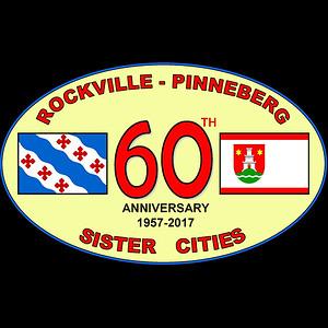 PINNEBERG-ROCKVILLE SISTER CITY 60th ANNIVERSARY - OCT 2017