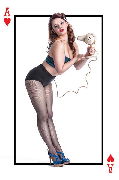 Model: Kristen Sandler, Makeup: Ximena Ocha
