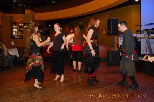 PIRATE DANCE AT LA MIRAGE