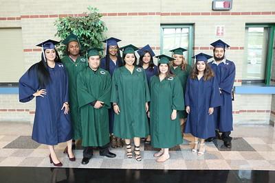 2018 PfISD summer Graduation