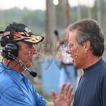Emmett Hahn  and  Ron  Shuman 8-16-2006