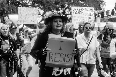 """I Resist"""
