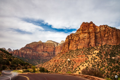 Mount Carmel Highway