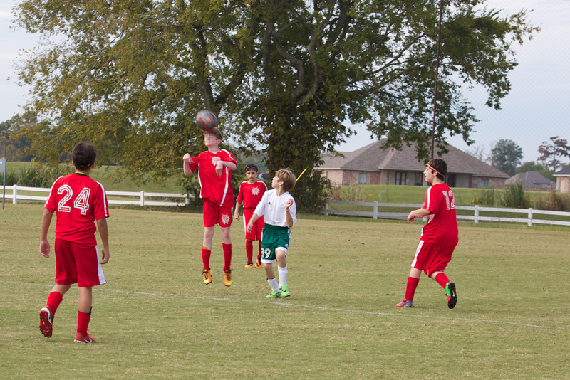 PJH Soccer Fall 2013