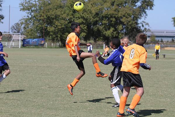 PJH Soccer Rec October 2012