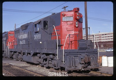 EMD Road Switchers