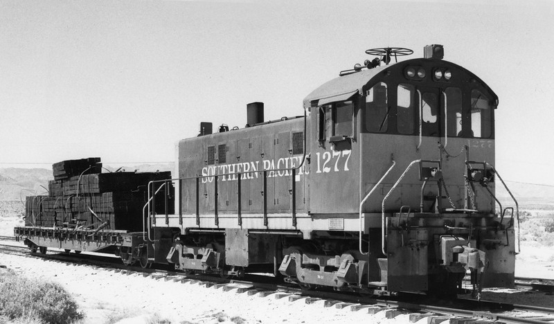 1277 Class AS409-5, left rear, Coyote Wells CA (SD&AE), 1979<br /> (Mark A. Denis)