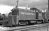 1012 Class DS-5, left front, Butte Street Yard (PE), Los Angeles CA, 4/10/65<br /> (Joseph A. Strapac)