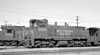 2658 Class ES415-5, right rear, beside 6570, El Centro CA, 9/10/75<br /> (W. E. Harmon)