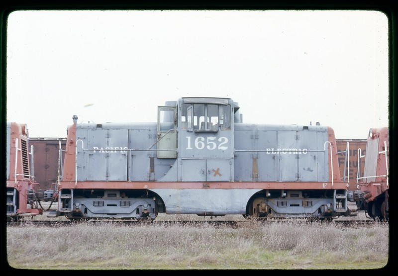 PE 1652 Class GS404-2, right side, location ?, 1969<br /> (Kyle Brewster)