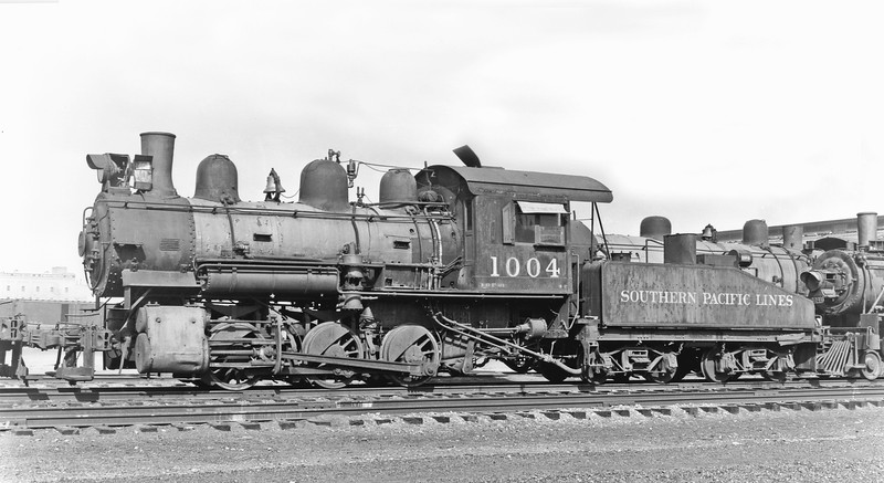 1004 (2nd) Class S-17, left side, Ogden UT, August 1931 <br /> (T. T. Taber; Menke collection)